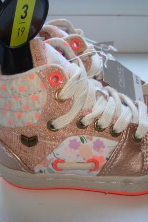 Ботинки демисезонные для девочки - Next AL0556-g-sh-19