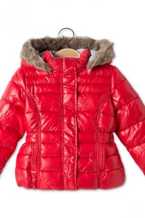 Куртка зимняя на флисе для девочек Palomino - Palomino CA0056-g-cl-116