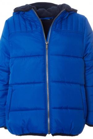 Зимняя куртка на флисе для мальчиков KIABI - Kiabi KI0062-b-cl-5-6