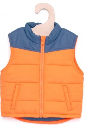 Теплая жилетка для мальчика KIABI - Kiabi KI0160-b-cl-4-5