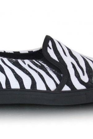 Мокасины слипоны женские Joy Shoes - Joy Shoes PF0028-w-sh-37