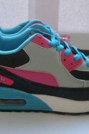 Кроссовки для девочки Air Max - Air Max RB0008-g-sh-34