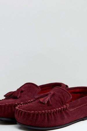 Мужские тапочки-мокасины от Dunlop (Англия) - Dunlop ASS0036-sh-44