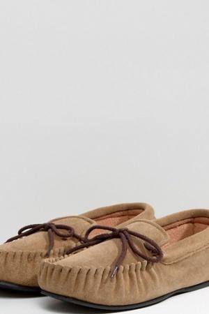 Модные мужские тапочки-мокасины от Dunlop (Англия) - Dunlop ASS0037-sh-43
