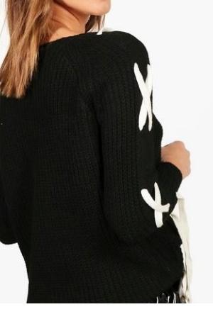 Оригинальный женский свитер от BooHoo (Англия) - Boohoo BH0005-cl-M-L #2