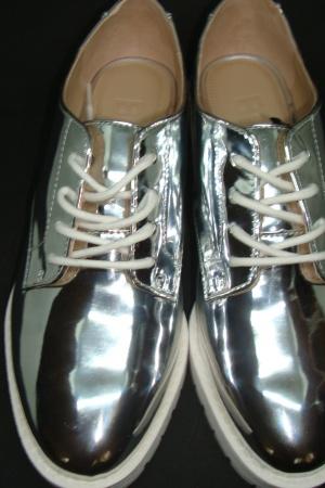 Туфли женские Bershka  - Бершка BR0136-w-sh-36 #2