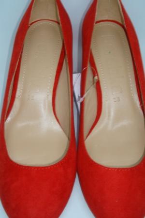Туфли женские Bershka  - Бершка BR0140-w-sh-36