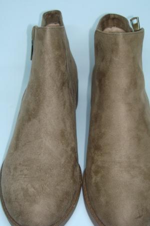Ботинки женские Bershka  - Бершка BR0157-w-sh-39