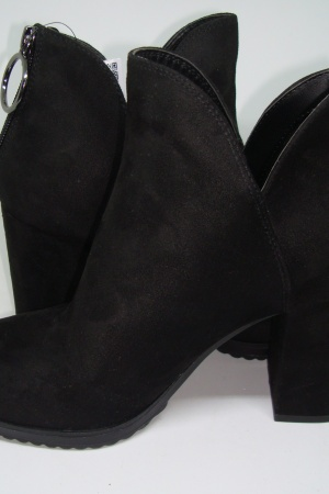 Ботинки женские от Бершка (Испания) - Бершка BR0187-sh-40