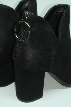 Ботинки женские от Бершка (Испания) - Бершка BR0187-sh-40 #2