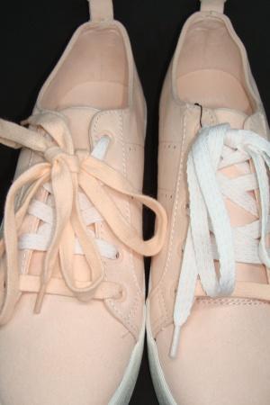 Розовые женские мокасины на платформе от Бершка - Бершка BR0191-sh-37 #2