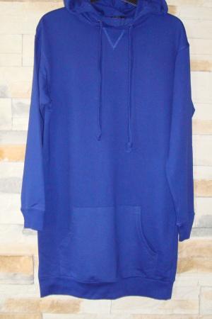 Платье-свитер женское от Бершка  - Бершка BR0197-cl-S