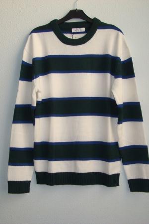 Мужской свитер от Бершка (Испания) - Бершка BR0252-cl-M