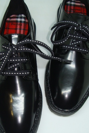 Женские туфли броги от Бершка (Испания) - Бершка BR0258-sh-36