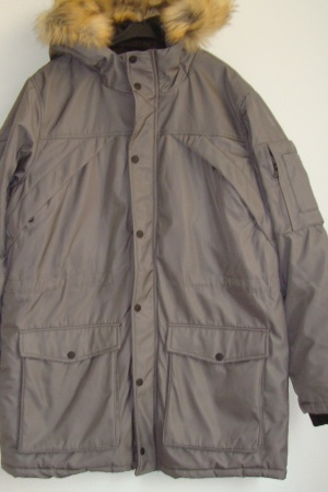Куртка парка зимняя мужская Бершка Испания - Бершка BR0265-cl-L