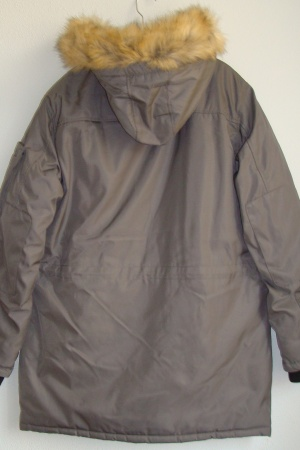 Куртка парка зимняя мужская Бершка Испания - Бершка BR0265-cl-L #2