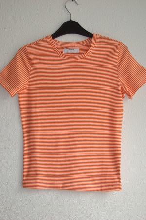 Яркая женская футболка Бершка (Испания) - Бершка BR0303-cl-S