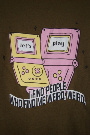 Женская футболка от Бершка - Бершка BR0310-cl-ХS #2