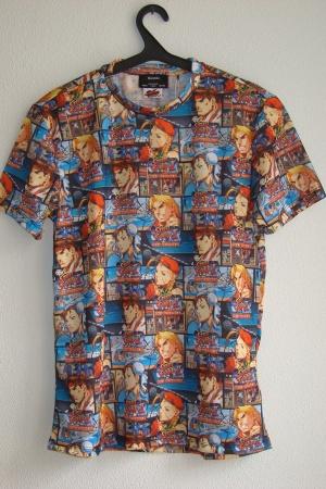 Крутая мужская футболка от Бершка (Испания) - Бершка BR0311-cl-S