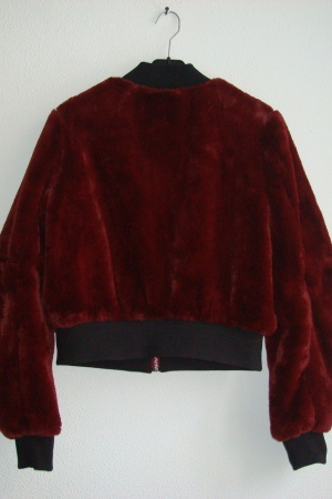 Женская куртка бомбер Бершка Испания - Бершка BR0325-cl-M #2