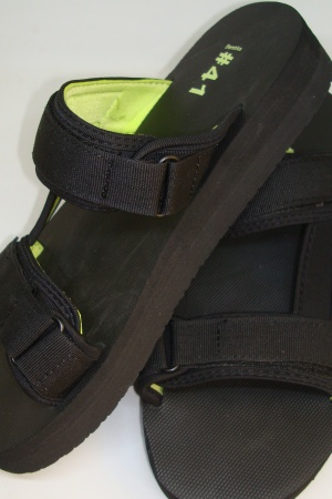 Супер стильные мужские босоножки-шлепанцы от Бершка - Бершка BR0330-sh-41 #2