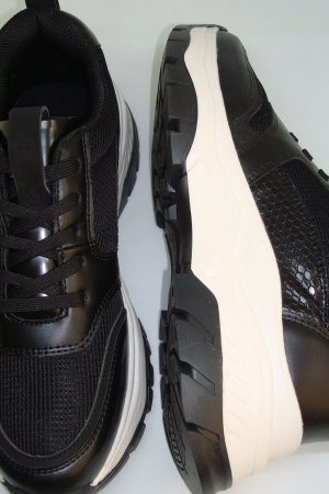 Стильные женские кроссовки от Бершка - Бершка BR0348-sh-37 #2