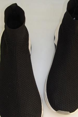 Ультра модные женские кроссовки-носки от Бершка (Испания) - Бершка BR0352-sh-39