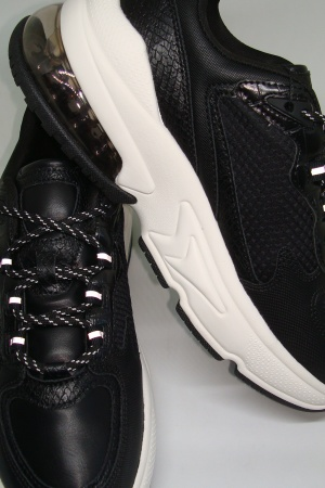 Женские кроссовки от Бершка (Испания) - Бершка BR0358-sh-38
