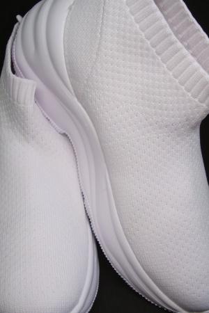 Трендовые женские кроссовки - носки от Бершка - Бершка BR0359 -sh-37 #2