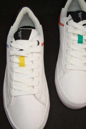 Супер стильные мужские кроссовки от Бершка (Испания) - Бершка BR0371-sh-40