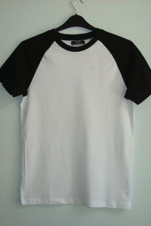 Стильные мужские футболки от Бершка - Бершка BR0373-cl-XS