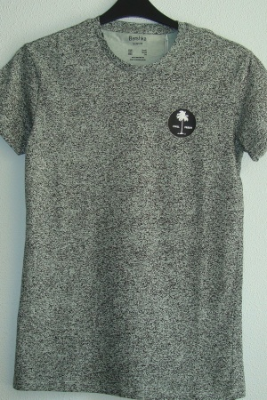 Модные мужские футболки от Бершка (Испания) - Бершка BR0375-cl-S
