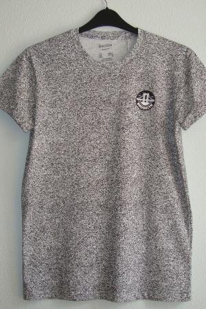 Трендовые мужские футболки от Бершка (Испания) - Бершка BR0376-cl-М