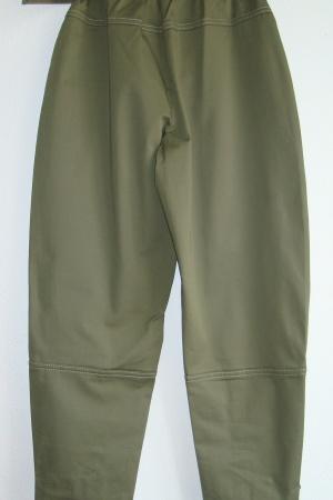Супер стильные женские брюки с ремнем от Бершка (Испания) - Бершка BR0389 -cl-36 #2