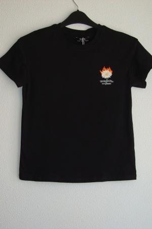 Модные женские футболки от Бершка (Испания) - Бершка BR0402-cl-XS