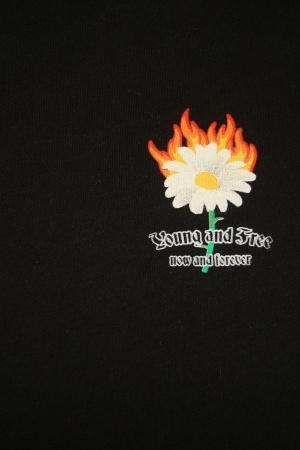 Модные женские футболки от Бершка (Испания) - Бершка BR0402-cl-XS #2