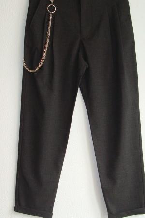 Супер стильные мужские брюки от Бершка - Бершка BR0409-cl-36