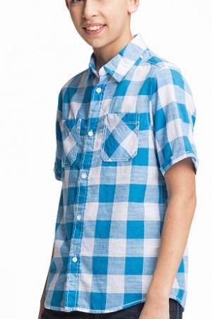 Рубашка для мальчика-подростка C&A Германия - C&A C&A0145-b-cl-170/176