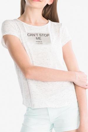 Модная футболка для девочки от бренда C&A (Германия) - C&A C&A0149-cl-134/140