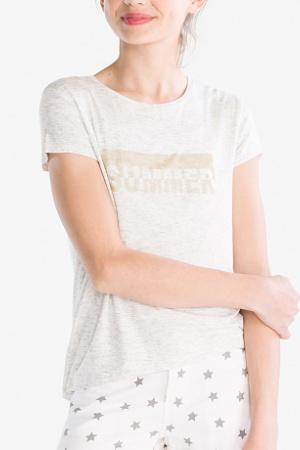 Модная футболка для девочки от бренда C&A (Германия) - C&A C&A0151-cl-146/152