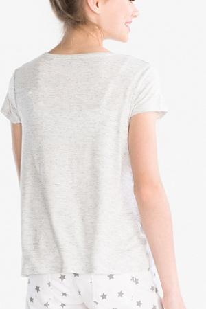 Модная футболка для девочки от бренда C&A (Германия) - C&A C&A0151-cl-146/152 #2