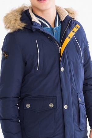 Куртка-пуховик для мальчика-подростка от C&A (Германия) - C&A C&A0159-cl-158