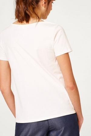 Белая женская футболка от Esprit (Германия) - Esprit ES0001-cl-S #2