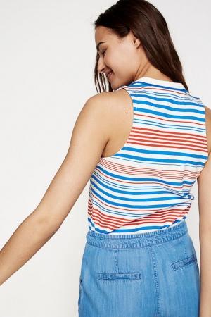 Женская футболка поло Springfield (Испания) - Springfield FT0013-cl-S #2