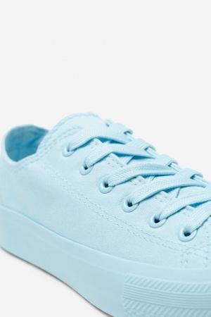 Голубые женские кеды от Springfield (Испания) - Springfield FT0031-sh-40 #2