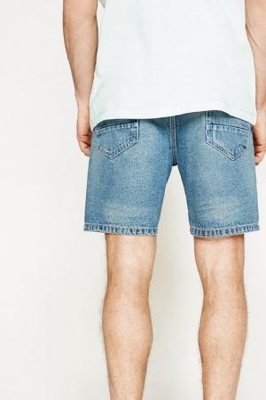 Стильные мужские джинсовые шорты от Springfield (Испания) - Springfield FT0037-cl-38 #2