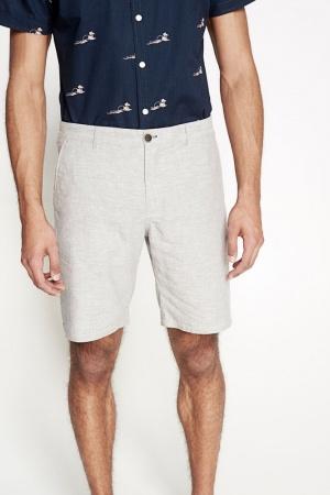 Льняные мужские шорты от Springfield - Springfield FT0038-cl-44