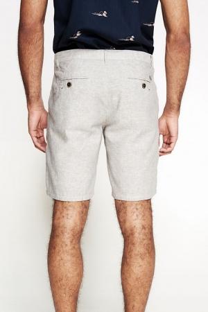 Льняные мужские шорты от Springfield - Springfield FT0038-cl-44 #2