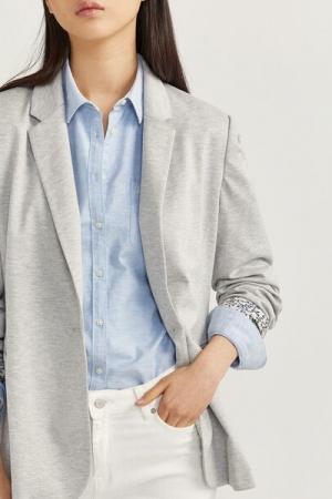 Трикотажный женский пиджак Springfield (Испания) - Springfield FT0058-cl-S