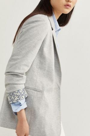 Трикотажный женский пиджак Springfield (Испания) - Springfield FT0058-cl-S #2